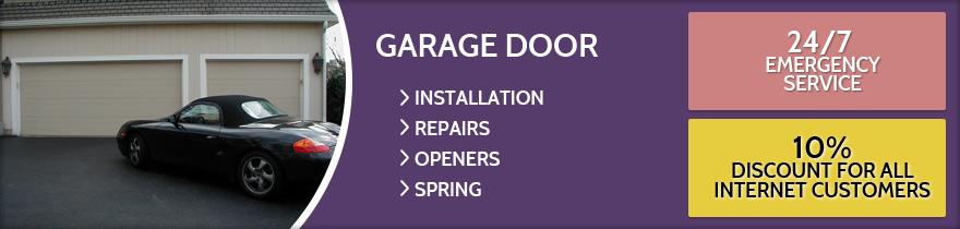 East Boston MA Garage Door Repair